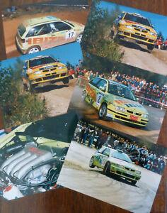 Seat Ibiza rally - 6 Hugh Bishop photos