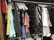 50x New WHOLESALE Women JOBLOT  Skirts Dress Tops Trousers  CLOTHING SAMPLES UK