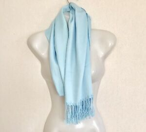 Ladies Pashmino Lardge Scarf/Wrap/Stole Hand crafted in York
