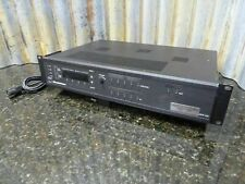 Crestron Multimedia Presentation System MPS-100 Fully Tested FREE SHIPPING