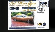 2003 FORD MOTORS CENTENARY COVER,  1966 XR FALCON