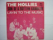 THE HOLLIES 45 TOURS BELGIQUE SON OF A  TOTTEN GAMBLER