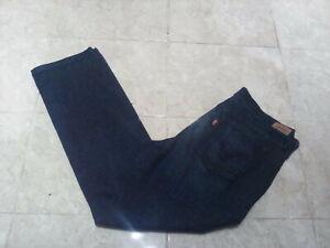 LEVI'S 505 Mid Rise Straight Jeans , size 14 UK , 33W 30L