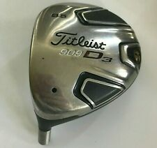 Used Titleist 909 D3 Driver 8.5* Head Only LH - Left Handed