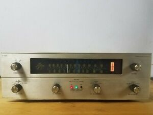 FISHER R200 AM/FM tube tuner,vintage,for X202,X1000 SA300,SA1000 audio amplifier
