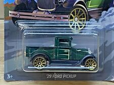 Hot Wheels '29 Ford Pickup, 2018 Ford Pickups Series #7, Green Variation, HTF!