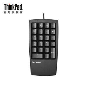 Original Lenovo USB Wired Numeric Keyboard FKL808 Mechanical one-hand Keyboard