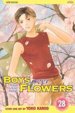 Boys over Flowers: Hana Yori Dango Vol. 28 by Yoko Kamio (2008, Paperback)