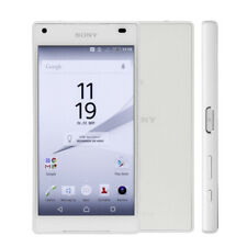 SOny Xperia Z5 Compact 4.6 Inches 23MP 32GB (Unlocked) Smartphone - White