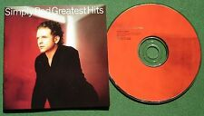 Simply Red Greatest Hits inc For Your Babies & Fairground + CD