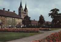Alte Postkarte - Corvey - Schloß und ehemalige Reichsabtei bei Höxter