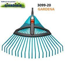 GARDENA SCOPA PER ERBA REGOLABILE IN PLASTICA Combisystem Art.3099-20