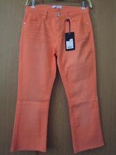 Damenhose, orange, Raffaello Rossi, Modell Sinty Bootcut, Gr. 40, neu m. Etikett