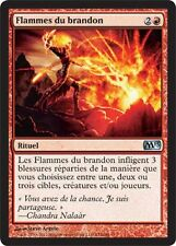 2x Flammes du brandon ( Flames of the Firebrand)  Magic M13 2013 VF U