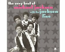 CD  MICHAEL JACKSON & THE JACKSON FIVE the very best of 1995 EX (A0716)