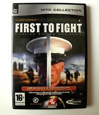 CLOSE COMBAT : FIRST TO FIGHT jeu pour PC / Game for PC.