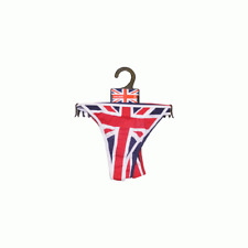 Ladies Union Jack Thongs