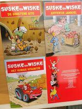 3 x  Suske en Wiske in het kort buiten reeks Juni 2020