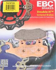 EBC BRAKE PADS Fits: Honda NSF100,CB50R Dream 50,NSR50 Kawasaki EX250F Ninja 250
