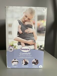 Boppy ComfyFit Baby Carrier Grey