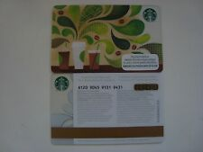 MEXICO - STARBUCKS CARD - HOW TO MAKE COFFEE - 6120