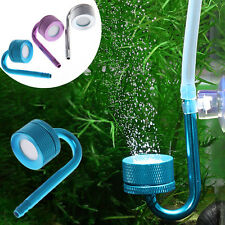 Aquarium CO2 Atomizer System Diffuser Carbon Dioxide Reactor Aquatic Water Plant