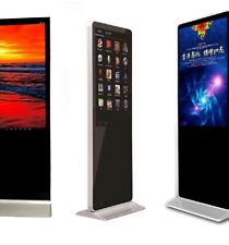 "43"" Freestanding LED Digital Signage Display with Android Operating System"