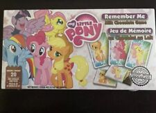 Hasbro My Little Pony Remember Me Milk Chocolate Game Free Shipping