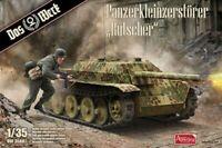 Panzerkleinzerstörer Rutscher Das Werk DW35007 1:35 Modellbau WW2 Wehrmacht