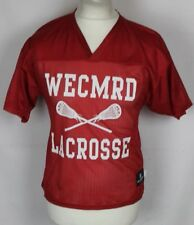 #36 VAIL SUMMIT ORTHOPAEDICS LACROSSE SHIRT JERSEY YOUTHS LARGE RARE YALE