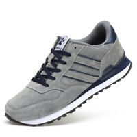 Men Outdoor Casual Breathable Shoes Sports Running Walking Athletic Sneakers NEW