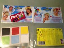 100x Kinderschminke Schminke Jofrika  Pocket Color Restposten Insolvenz