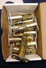 (10-Pack) Kwikset 11776 db rcal lcl 3 ksp Deadbolt Latch - Brass - NEW 81305-001