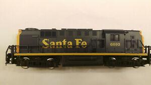 Model Power HO ALCO RS-11 Diese Santa Fe #6692, runs great, no defects