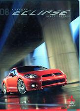 2008 Mitsubishi Eclipse Deluxe Sales Catalog