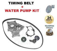 FOR TOYOTA PREVIA 2.0DT 2001-2007 TIMING CAM BELT TENSIONER KIT + WATER PUMP