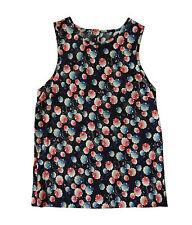 Topshop Regular Size Sleeveless Tops & Blouses for Women