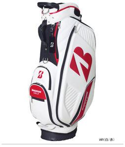 2021 model Bridgestone Golf Pro stand model caddy bag TOUR B CBG102