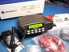 Motorola CDM1550LS+ UHF 450-512MHz  1-25 Watt AAM25SHF9DP6AN  New In Box