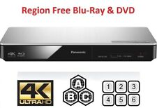 Panasonic BDT280 SMART 4K Multi Region Blu-ray Player All Zone Code Free A B C