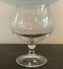 Rosenthal Bjorn Wiinblad Romance Crystal Brandy Glass