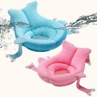 Baby Bath Tub Pad Shower Net Newborn Kids Bath Seat Infant Bathtub Bath Pads