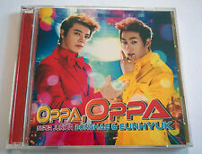 Super Junior Donghae & Eunhyuk Oppa Oppa  Japan Press CD+DVD  - NO PHOTOCARD