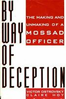 By Way of Deception Hardcover Victor Ostrovsky