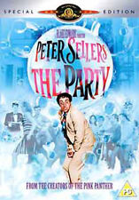 THE PARTY : SPECIAL EDITION (Peter Sellers) - DVD - REGION 2 UK