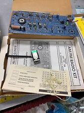 Elenco Am/Fm-108 Am/Fm Ic and 14 Transistors 5 Diodes Radio Kit