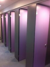 Toilet Cubicle / shower cubicle / Solid Grade / Waterproof / Quick Delivery Time