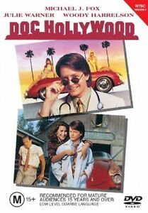 Doc Hollywood (DVD, 2002) - Region 2