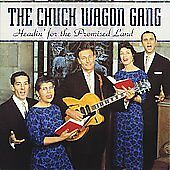 Audio CD: Headin' for the Promised Land, The Chuck Wagon Gang. Acceptable Cond.