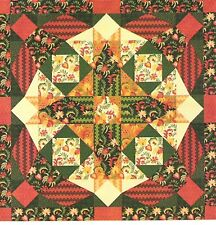 Star of Wonder quilt Pattern by Quilt Woman
